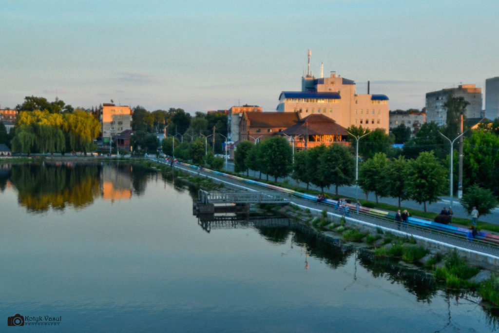 ЛЮДИ, ЯКІ ПЕРЕКОНАНІ: СЛАВУТА - МІСТО, ЯКЕ ДИНАМІЧНО РОЗВИВАЄТЬСЯ ⋆  Офіційний сайт міста Славута